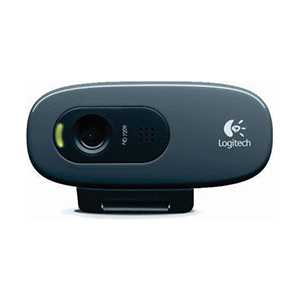 Webcam Hd 720P C270 Logitech 960-000947