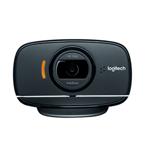 Webcam Hd 720P C525 Microfone Logitech 960-000948